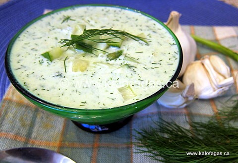 cucumber cups chilled asparagus soup chilled cantaloupe soup chilled ...