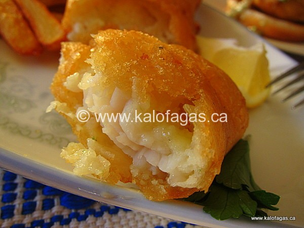 Best Beer Battered Fish Ever! - KALOFAGAS | GREEK FOOD & BEYOND