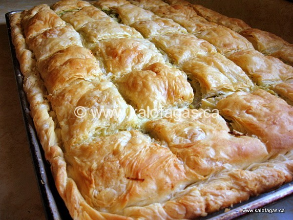 Workshop: Phyllo From Scratch